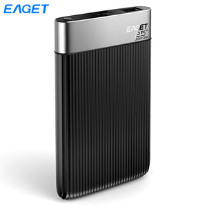 Eaget 2.5 inch External Hard Drive 1TB 2TB SATA HDD Encryption Cloud disk Micro USB 3.0 Network External Hdd Portable Hard Drive