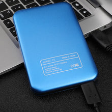 Load image into Gallery viewer, 2.5 Inch SATA 3.0 External hard drive USB 3.0 Mobile hard disk 1TB/2TB