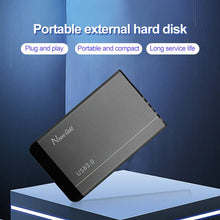 Load image into Gallery viewer, LEORY 2.5-Inch Mobile Hard Drive USB3.0 High-Speed 2TB Mobile Hard Drive Contains 500GB Of Memory To Support Tablet Computers