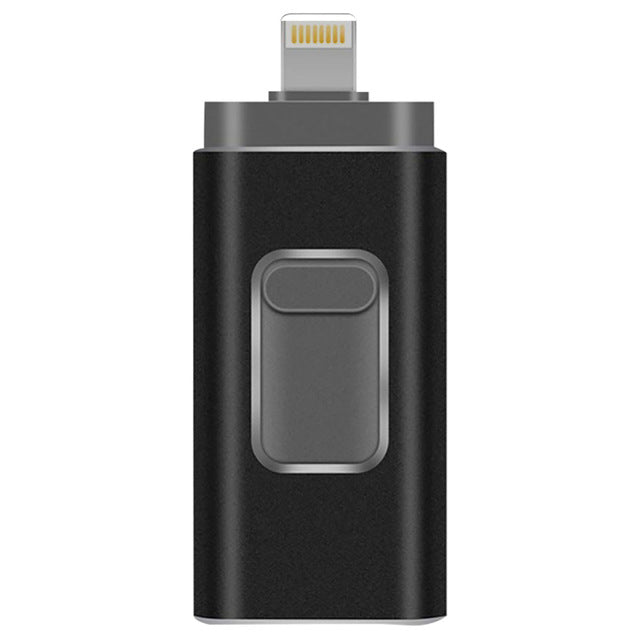 Hot! OTG USB Flash Drive For Apple iPhone iPad iPod Mobile USB Flash Disk Business USB Stick Flash Pen Drive 64GB 32GB 128GB 3.0