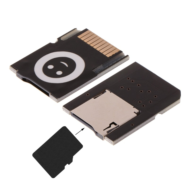 DIY Game Micro SD Memory Card Adapter for PS Vita 1000 2000 SD2Vita Accessories T3LB