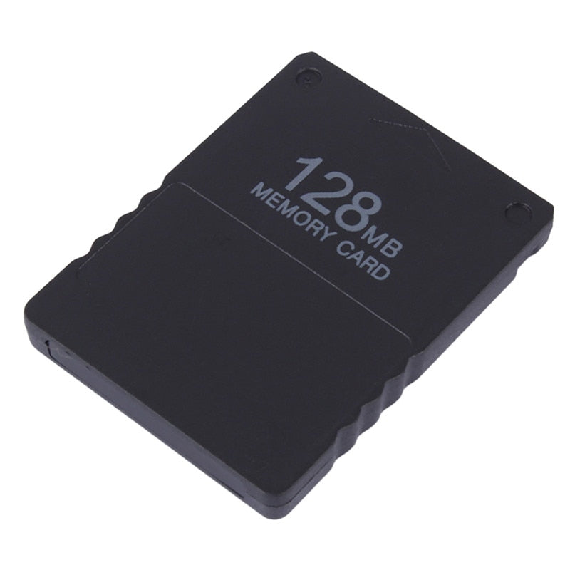 128MB 64MB 32MB 16M Memory Card Save Game Data Stick Module For Sony PS2 For Playstation 2 128m Extended Card Game Process Saver