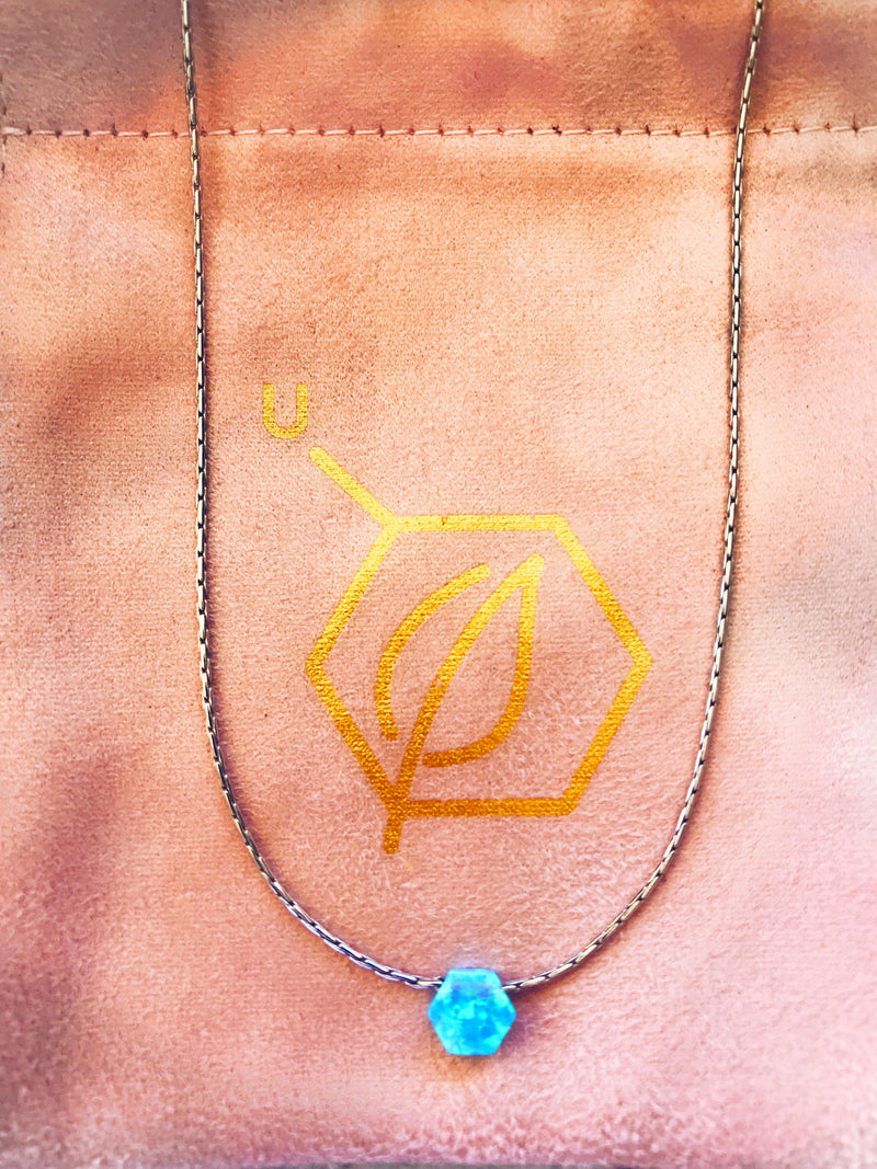 The Unrefined Necklace - Unrefinedbynicola