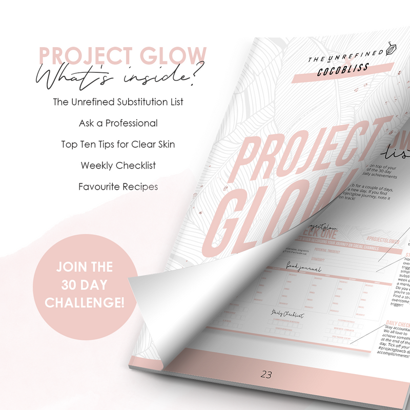 Project Glow eBook - Unrefinedbynicola