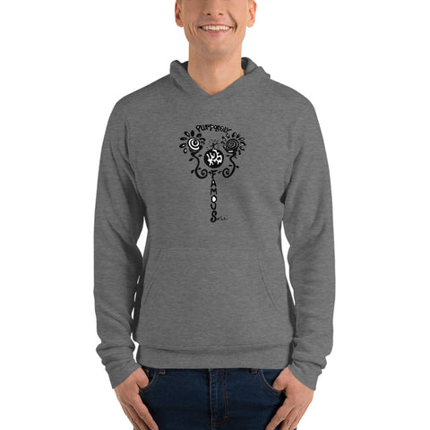 Purposely Famous Smile Unisex Hoodie