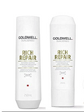 Goldwell Dualsenses Rich Repair Restoring Shampoo & Conditioner Duo (10.1 oz// 300ml)