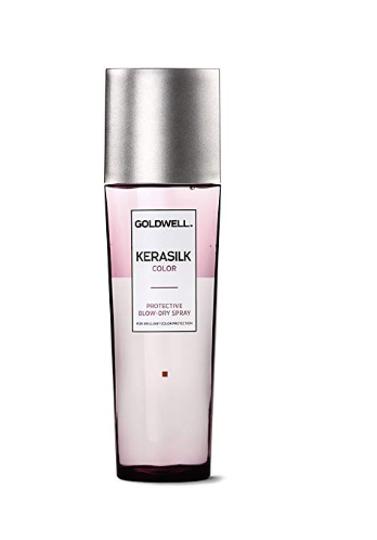Goldwell Kerasilk Color Protective Blow-Dry Spray From UV & Thermal Damage Anti-Fade Soft Finish 4oz