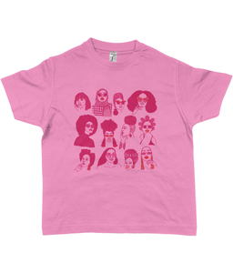 Babes of Summer Kids Tee
