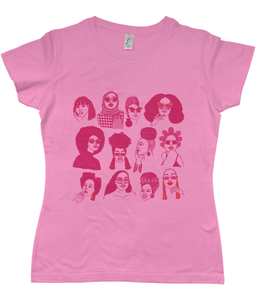 Babes of Summer Women's Tee