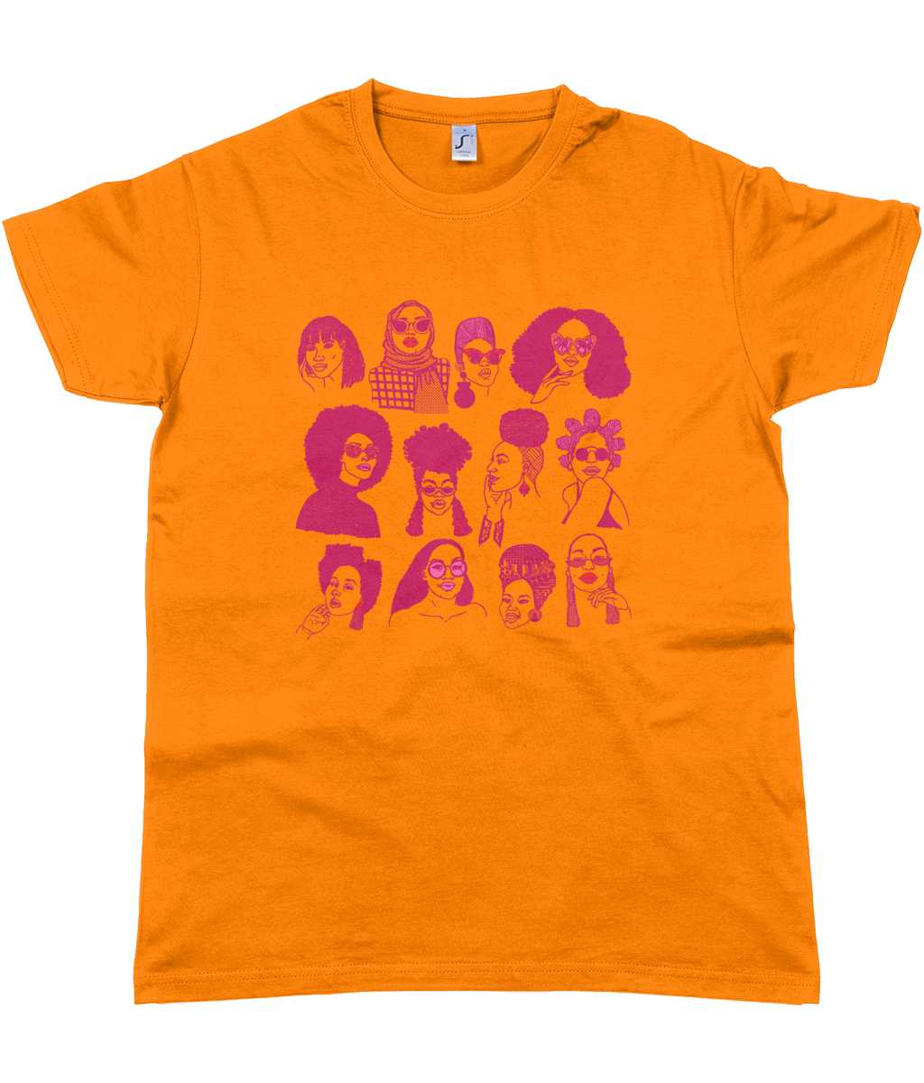Babes of Summer Tee (Additional Colour Options)