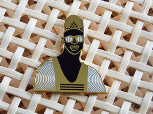 Adeniyi Pin ~ Limited Edition Pin Club Pin