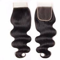 Body Wave Brazilian Lace Closure