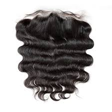 Body Wave Brazilian Lace Frontal (13*4)