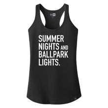 Load image into Gallery viewer, New Era Ladies Racerback Tank | Generic Baseball/Softball