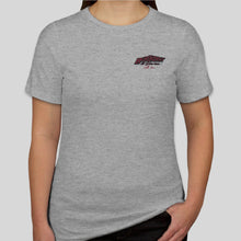 Load image into Gallery viewer, Bella Crew T-Shirt HEATHER GREY | Berghorst