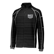 Load image into Gallery viewer, RVCS Mens Deviate Full Zip Jacket