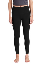 Load image into Gallery viewer, Storm Hockey High Rise Ladies Leggings