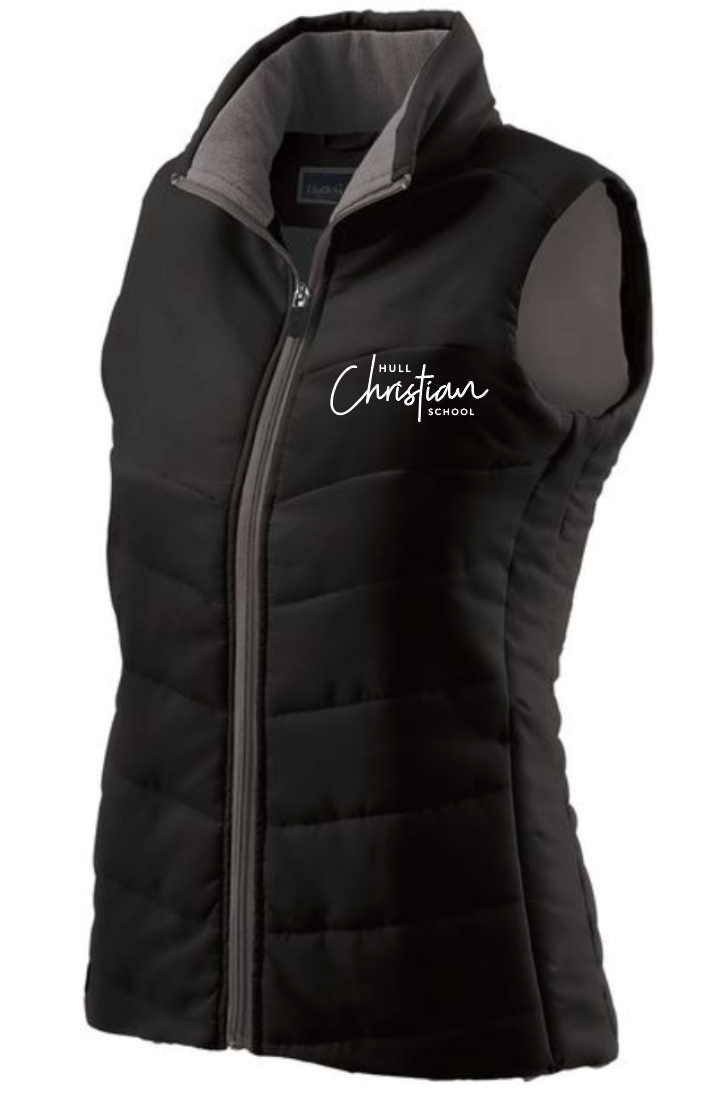 Hull Christian - LADIES VEST (BLACK, GREY, NAVY)