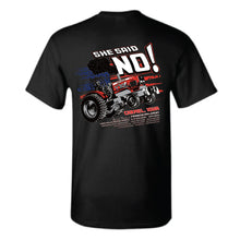 Load image into Gallery viewer, She said NO Tractor Pulling Gildan Short Sleeve Tshirt 50/50 Dry Blend - Black