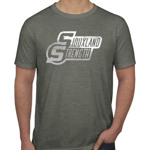 GILDAN SOFT STYLE SS YOUTH & ADULT - SIOUXLAND STRENGTH