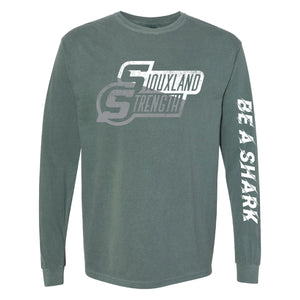 Comfort Colors Long Sleeve - Siouxland Strength
