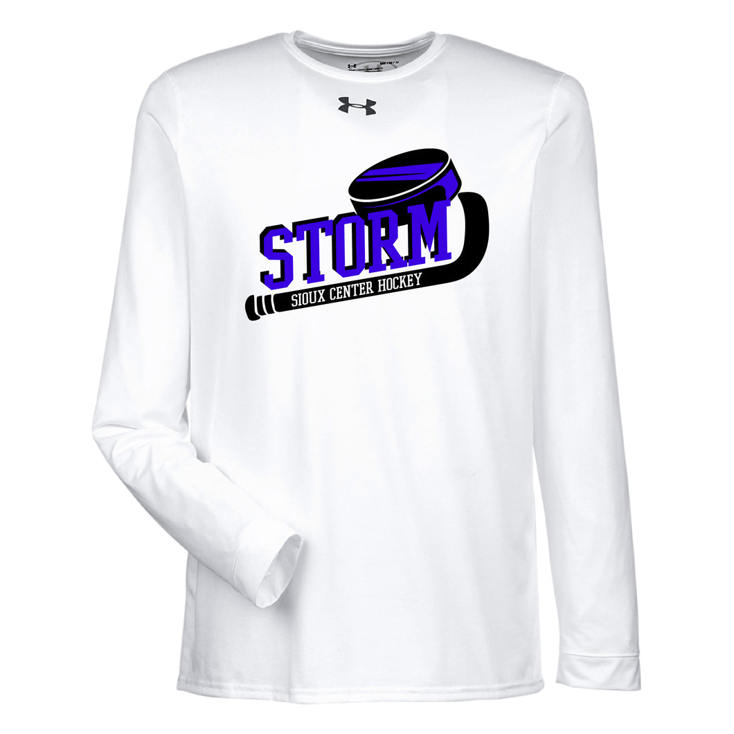 Storm Hockey Under Armour Long Sleeve