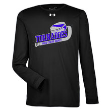 Load image into Gallery viewer, Tornadoes Hockey Under Armour Long Sleeve
