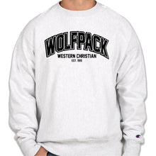 Load image into Gallery viewer, WOLFPACK Champion Crew Neck Reverse Weave Sweatshirt