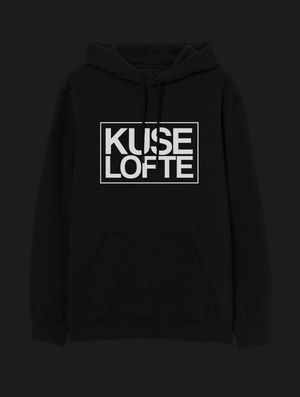 Open image in slideshow, Kuse Hoodie Black
