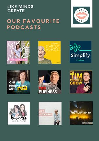 Our Favourite Podcasts