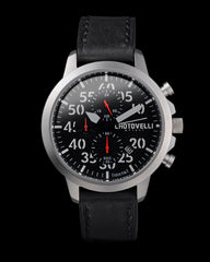 Mens Aviator watch /  Jts 3300-11