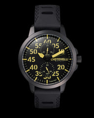 Mens Aviator watch /  Jts 3300-12
