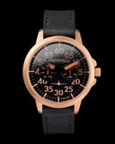 Aviator watch /  Jts 3300-14