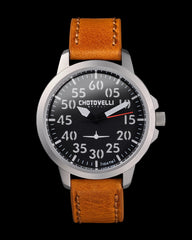 Mens Aviator watch /  Jts 3300-1
