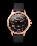 Aviator watch /  Jts 3300-4