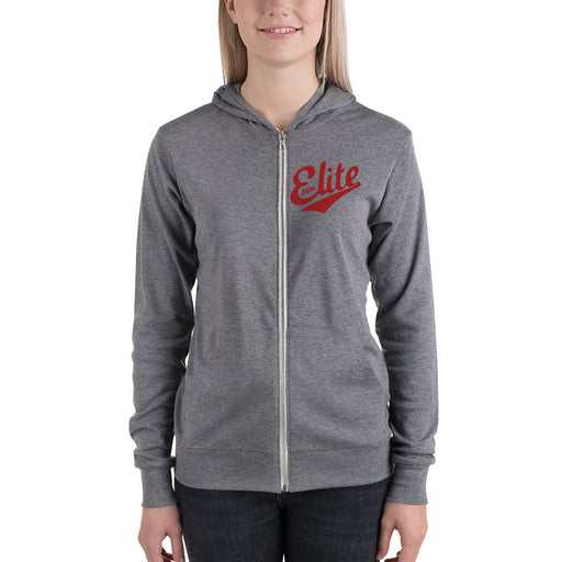 Mini Elite - Women's zip hoodie