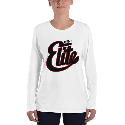 Mini Elite - Ladies' Long Sleeve T-Shirt