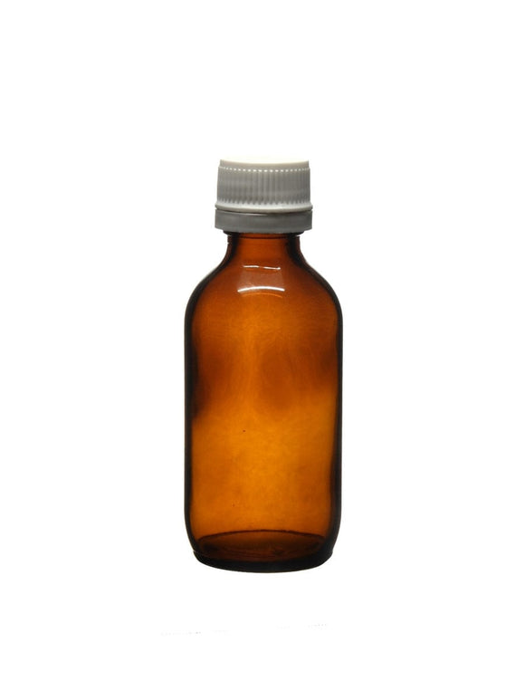 100ml Amber Bottle (Single)