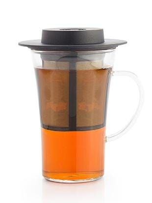 FINUM Bistro Glass Tea Filter