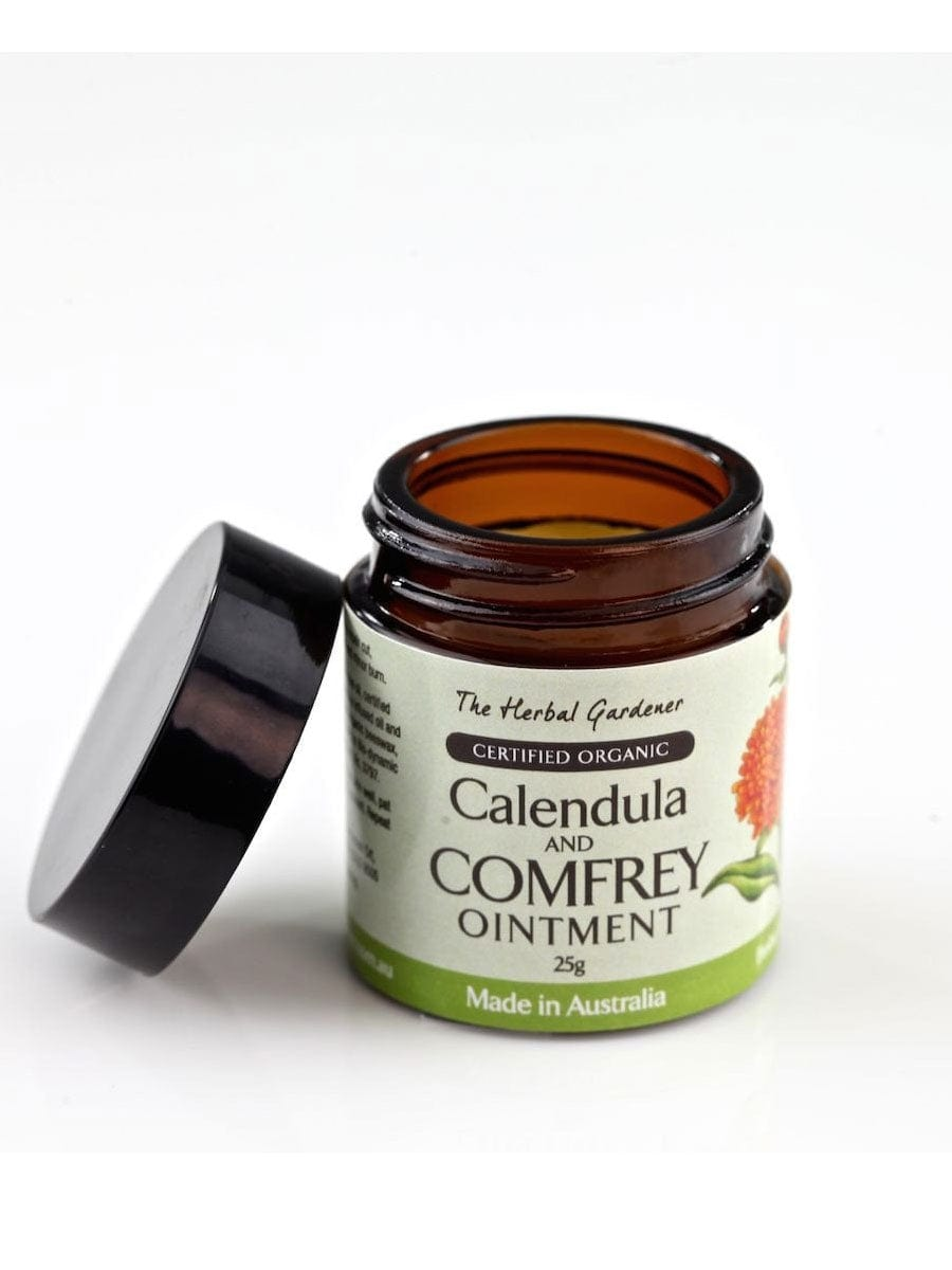 Calendula and Comfrey Ointment