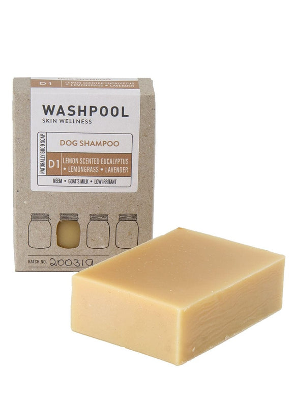 Lemon Scented Eucalyptus, Lemongrass & Lavender DOG SHAMPOO