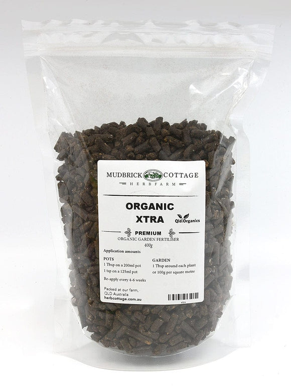 Organic Xtra Fertiliser (400g)