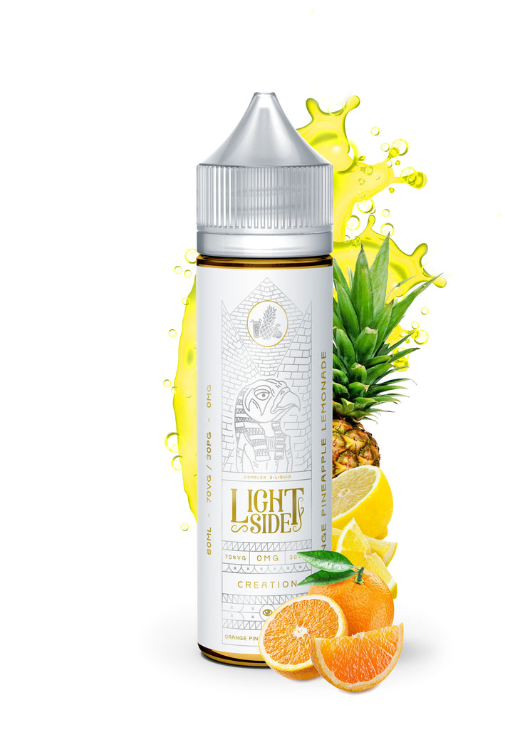 CREATION - Orange Pineapple Lemonade e-liquid