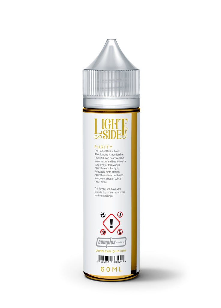 PURITY - Mango-Apricot Cream e-liquid