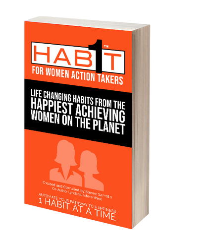 1 Habit™ For Women Action Takers - Paperback