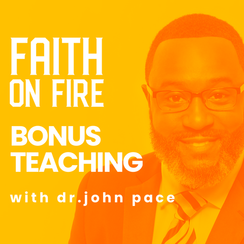 Faith for Leadership Part 2 Video with Dr.John Pace