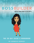 Boss Builder Workbook (Physical Copy)