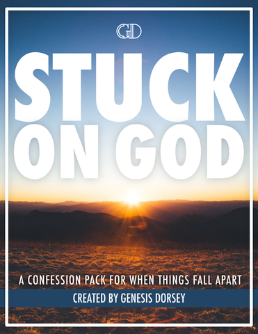 Stuck on God Confession Pack
