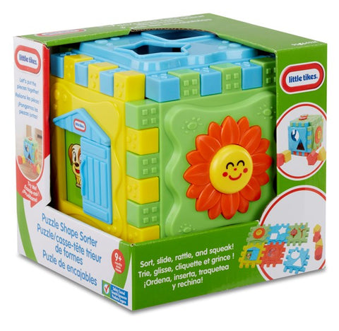 Little Tikes Shape Sorter