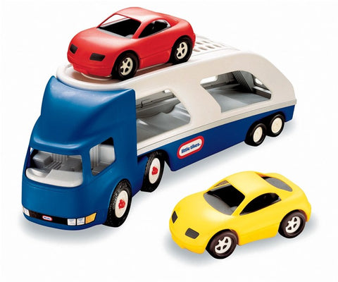 Little Tikes Autotransporter med 2 biler